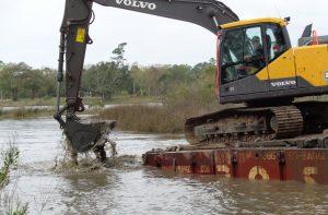 Hurricane Isaac Navigational Channel Restoration