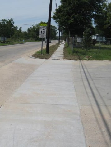 Martin Luther King Blvd. Sidewalk Improvements