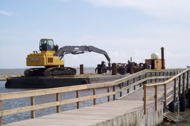 Ocean Springs Harbor Project Seymour Eng.