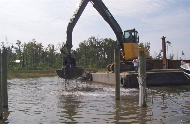Dredging Projects