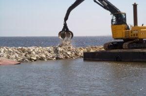 Ocean Springs Harbor Dredge/Jetty Project